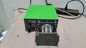 Watson Marlow Digital Peristaltic Pump 503s W 505l Head Works