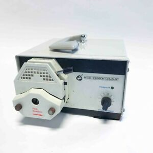 Wells Johnson Single Head Infiltration Pump With Variable Speed Controller