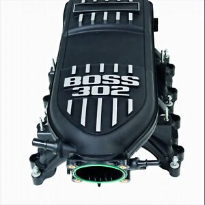 Ford Performance Parts M 9424 M50br Boss 302r Intake Manifold Fits 11 14 Mustang