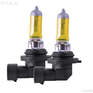 Piaa 22 13495 9005 9006 Hb3 hb4 Yellow Solar Replacement Bulb