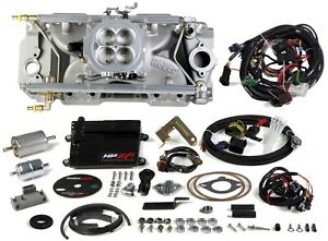 Holley Efi 550 835 Hp Efi Multi point Fuel Injection System