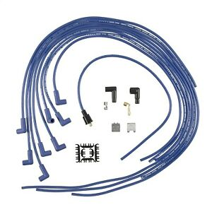 Accel 5041b Universal Fit Spark Plug Wire Set