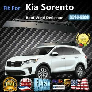 Fits Kia Sorento 43 Roof Rack Crossbar Wind Fairing Air Deflector Kit