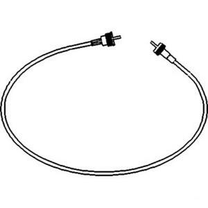 Tachometer Cable For Farmall Ih 401830r92 460 560 660 886 1086 1468 1568 3688 Hc