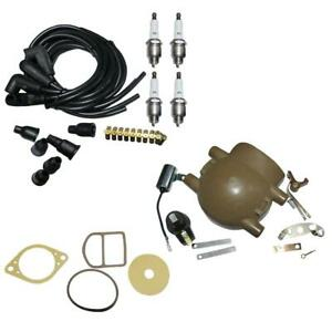 Front Mount Distributor Ignition Tune Up Kit Fits Ford 9n 2n 8n Tractor
