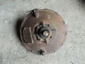 Mccormick Farmall F30 Ih Tractor Transmission Housing Main Cover W Input