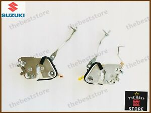 Oem Suzuki Samurai Sj413 Lh rh Door Locks latches Sierra Jimny set Of 2