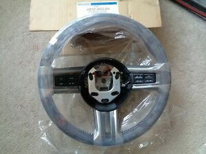 Nos Ford Ar3z 3600 ka 2010 2011 2012 Mustang Steering Wheel Leather New Oem