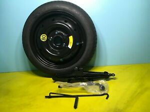 Compact Spare Tire With Jack Kit 15 Inch Fits 2019 2020 Hyundai Ioniq Limited