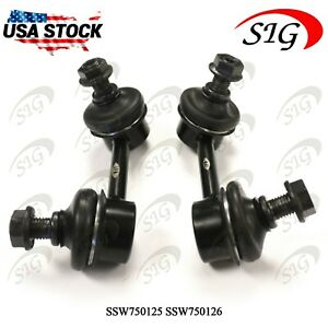 Rear Lh Rh Suspension Stabilizer Sway Bar Links For Honda Civic 2006 2015 2pc