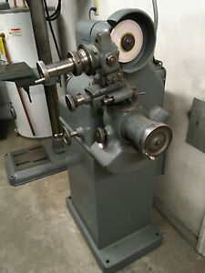 gorton 375 4 Universal Tool Cutter Grinder With Collets Tooling