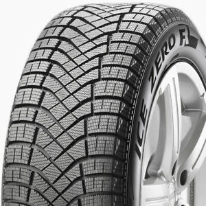 4 New 225 55r17xl 101h Pirelli Winter Ice Zero Fr 225 55 17 Tires