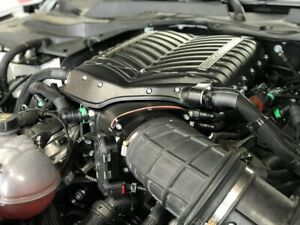 Whipple Charger Gen 5 3 0l Supercharger Stage 2 Intercooled Mustang 2015 17 5 0l