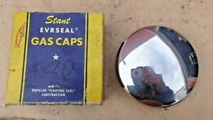 Nos 1953 1954 Mopar Gas Cap Original Stant G 22 For Deep Cammed Filler Necks