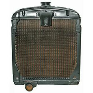 Replacement Radiator Fits Ih Farmall C Tractor 354875r93