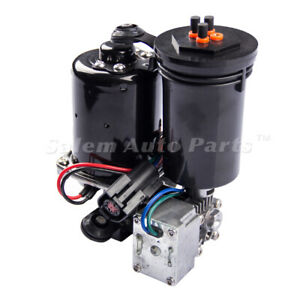 Air Suspension For Lincoln Continental Air Compressor Lincoln Mark Vii W Dryer