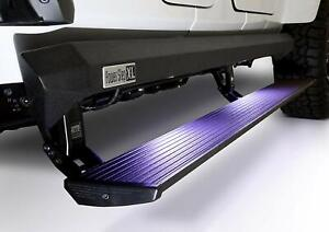 77135 01a Amp Research Powerstep Xl Electric Running Boards 2020 Jeep Gladiator