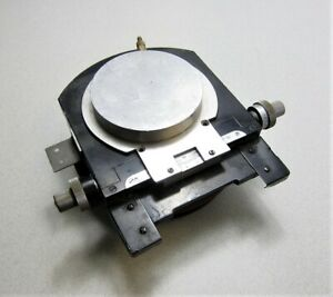 Microscope Stage Part Assembly Carl Zeiss
