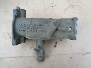 Vintage Linkert M35 Brass Carburetor Body Original L L Harley Motorcycle