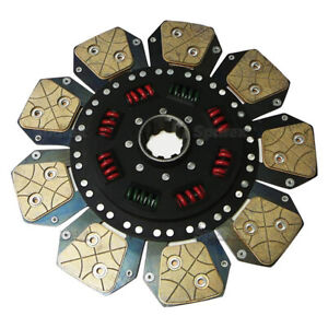 Clutch Disc S 72758 Fits New Holland 5640 6640 7740 7840 8000 8240 8340 Sl