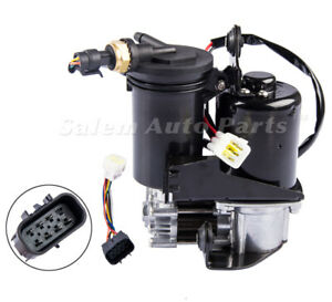 Air Suspension Compressor Pump W Dryer For Gmc Suv Chevy Tahoe Escalade 15254590