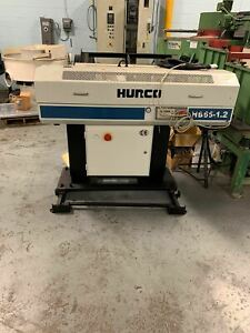 2004 Hurco Hb65 1 2 Bar Feeder