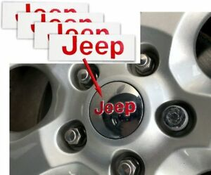 Jeep Center Cap Overlay Decals Fits Cherokee And Grand Cherokee