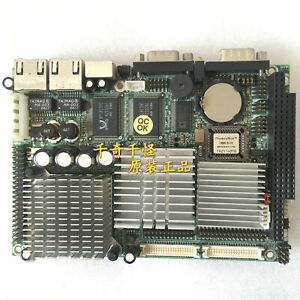 1pc Used Ecm 3610 Rev a1 2 Embedded Industrial Motherboard