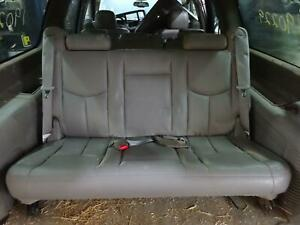 Suburban 1500 Third Row Rear Bench Seat 2004