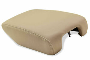 Fits 95 00 Lexus Ls400 Synthetic Leather Center Console Armrest Cover Beige