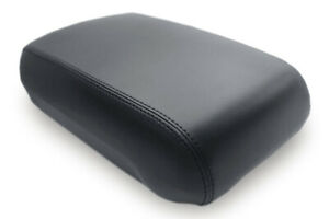 Fits 93 98 Jeep Grand Cherokee Vinyl Center Console Armrest Cover Black