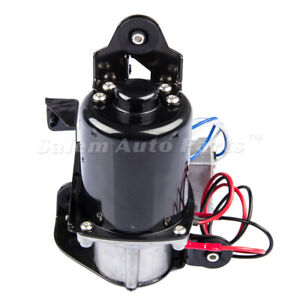 Air Suspension Compressor Pump For 00 14 Chevy Cadillac Gmc W O Air Dryer