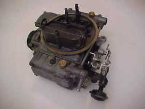 1965 66 Ford Mustang Fairlane Falcon V 8 Replacement Holley Carburetor