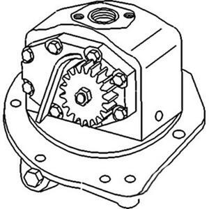 Hydraulic Pump Fits Ford new Holland Models Listed Below 81826808 D2nn600b
