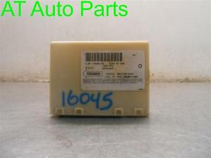 01 04 Ford Escape Mazda Tribute Remote Keyless Entry Oem Yl8f 14b205 ab
