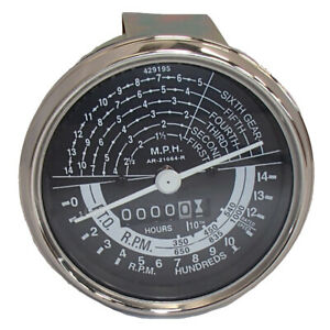 Tachometer Cable Fits John Deere 80 820 830 2 Cylinder Tractor Tach Hour M