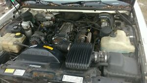 1996 Caddillac Lt1 350 5 7 Engine W Hd 4l60e Transmission Complete