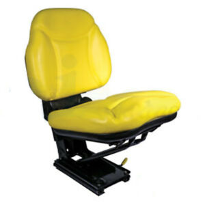 5000sc Aftermarket Yellow Seat Assembly Fits John Deere Models 5400 5300 5200