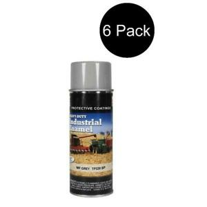 Flint Gray Metallic Tractor Paint Aerosol 6 pack For Massey Ferguson