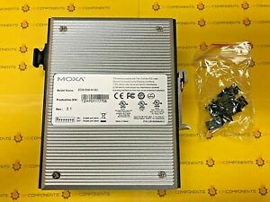 Moxa Eds 308 m sc t Ether Device Ethernet Switch