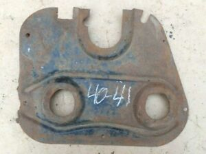 1940 1941 Ford Truck Floor Pan Access Cover For Steering Column Pedal Original