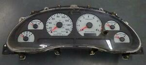 Ford Mustang Cobra Speedometer Cluster 160mph 39000 Miles 1999
