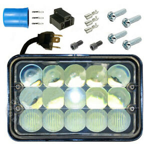 Led Headlight For Case Tractor 70 90 94 Series Case Ih 385 485 585 685 885