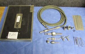 Stryker Orthopedic Micro Oscillating Saw With Attachments Blades And Case