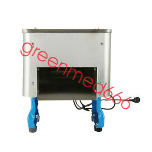 Commercial Automatic Meat Cutting Machine Meat Slicer Shredded Meat Cutter 110v