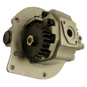 Hydraulic Pump Part Wn d0nn600g Fits New Holland Fits Ford Tractor 5000 5100 520