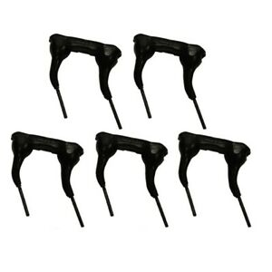 5 Pcs 2117rh 96r2 Double Rubber Hay Rake Teeth For Farmhand New Idea