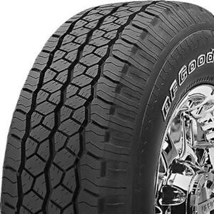 2 New Lt265 70r17 E Bf Goodrich Rugged Trail Ta 265 70 17 Tires T A