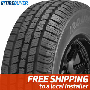 4 New Lt225 75r16 E Ironman Radial Ap 225 75 16 Tires A p