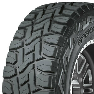 2 New 37x12 50r17 D 8 Ply Toyo Open Country Rt 37x1250 17 Tires